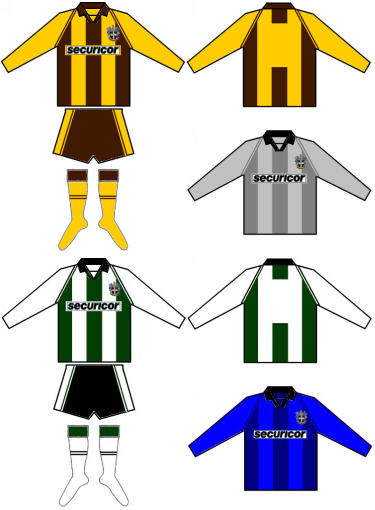 Junior Supporters' Club competition winning designs
